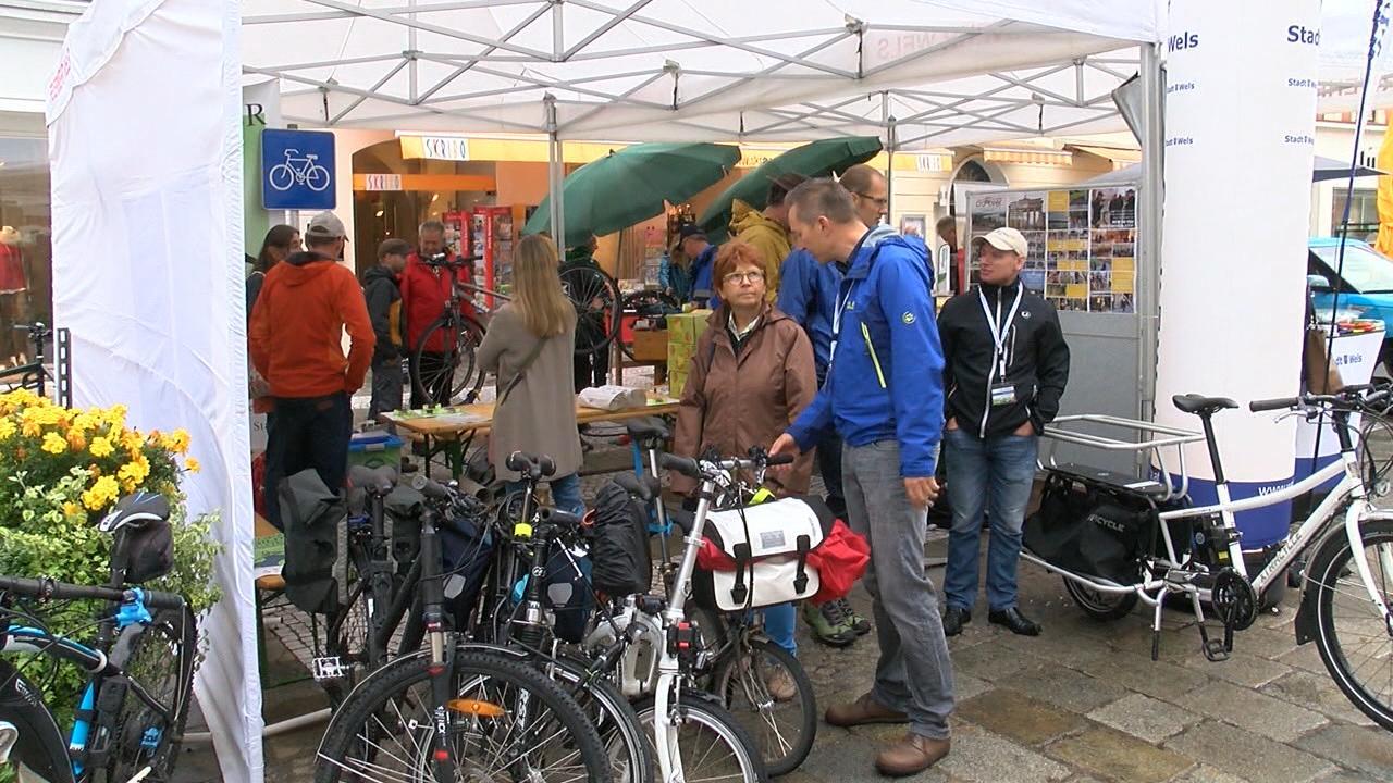 Mobilitaetstag Wels 2016