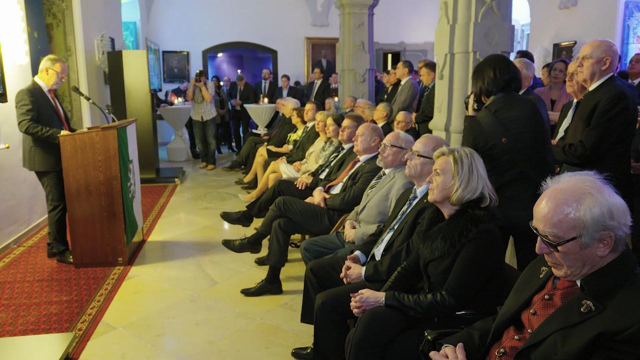 Buergermeisterempfang 2017 im Rathaus