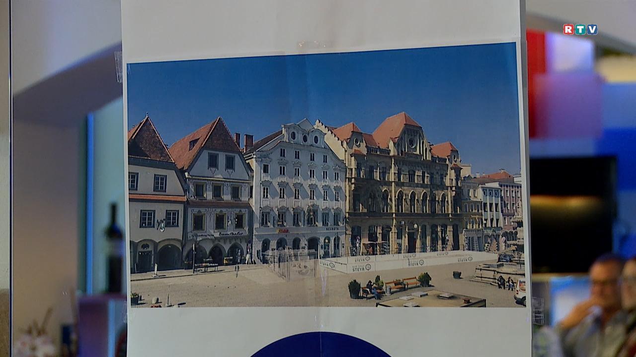 Projekt Innenstadteislaufplatz