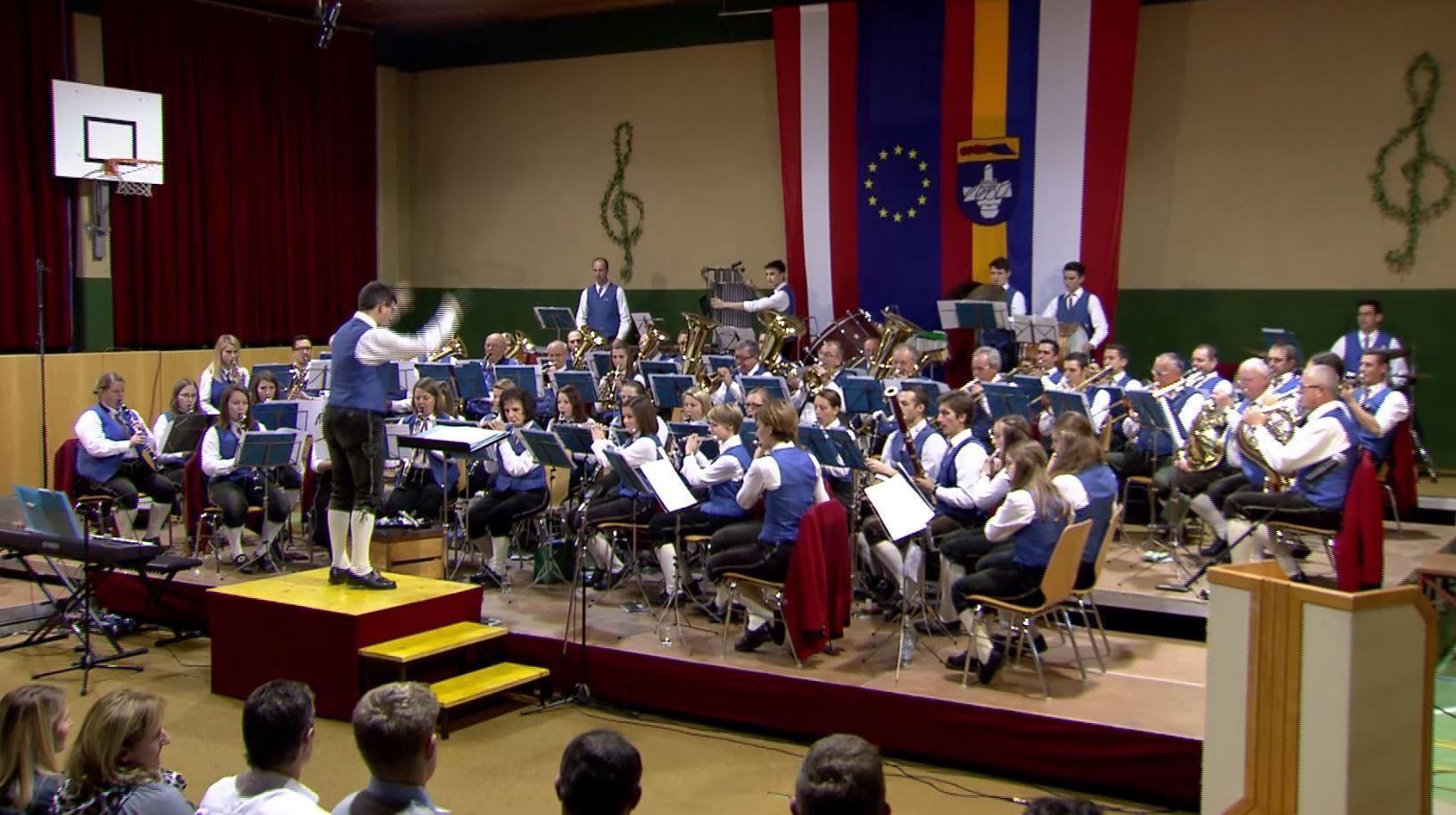 Herbstkonzert Musikverein Ternberg