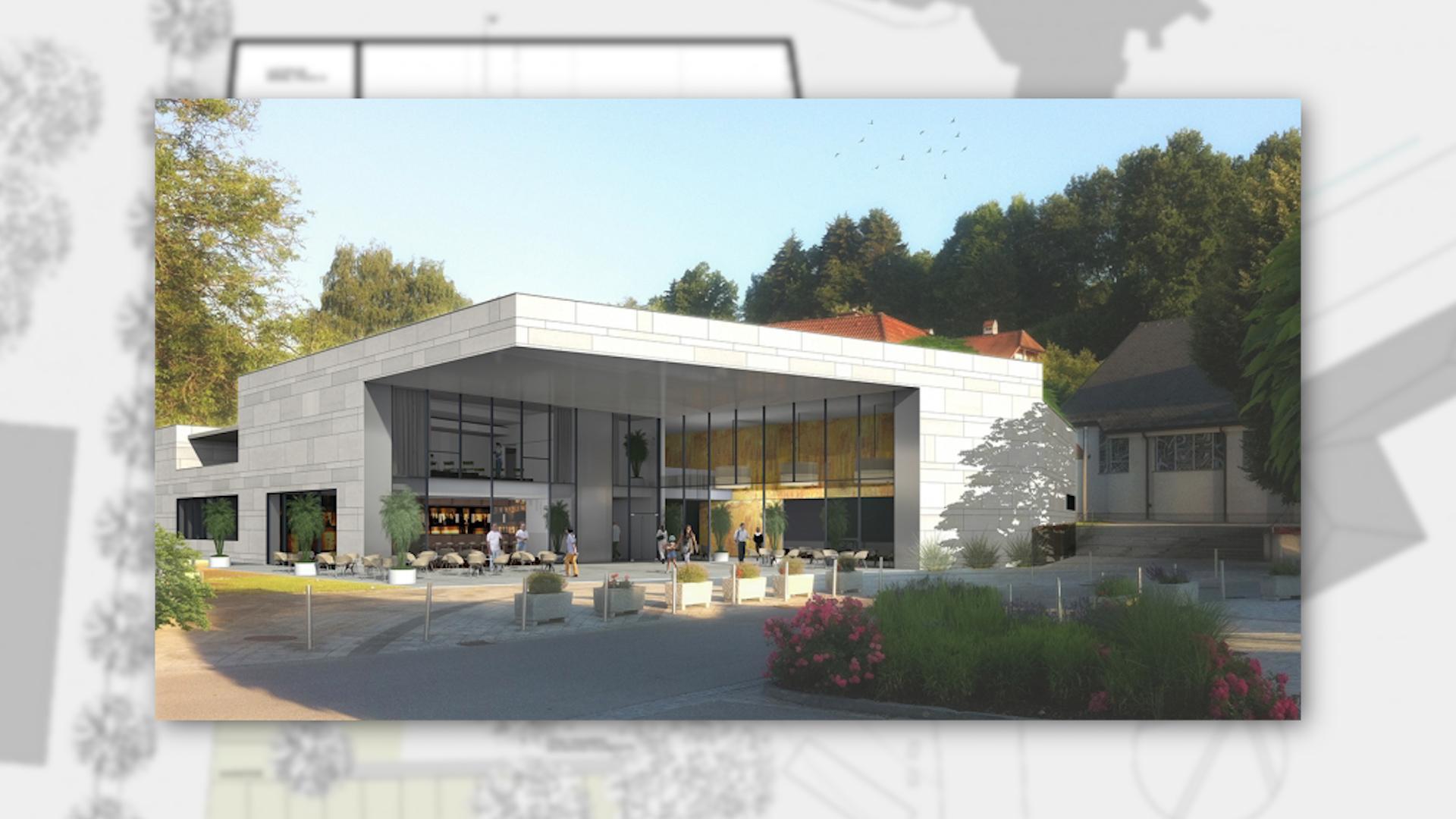 Gleichenfeier Kommunalzentrum Dietach