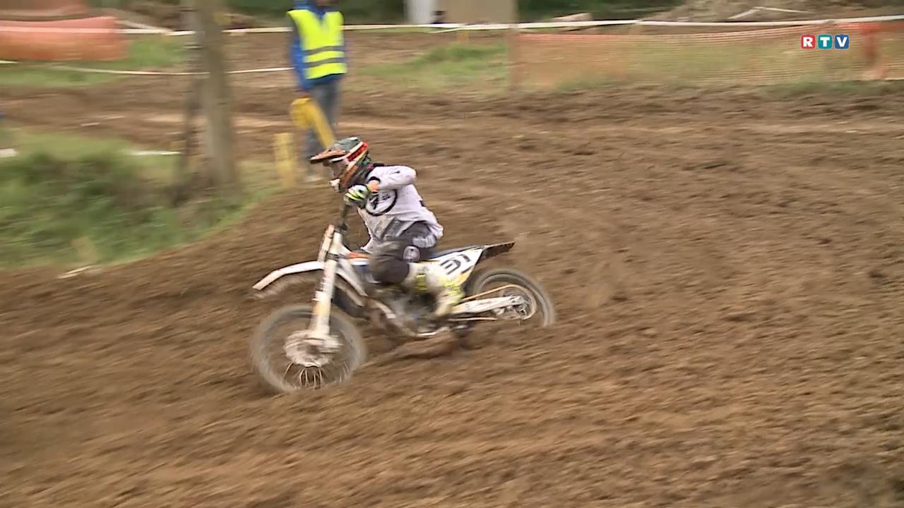 Die Motocross Staatsmeisterschaft  in Weyer