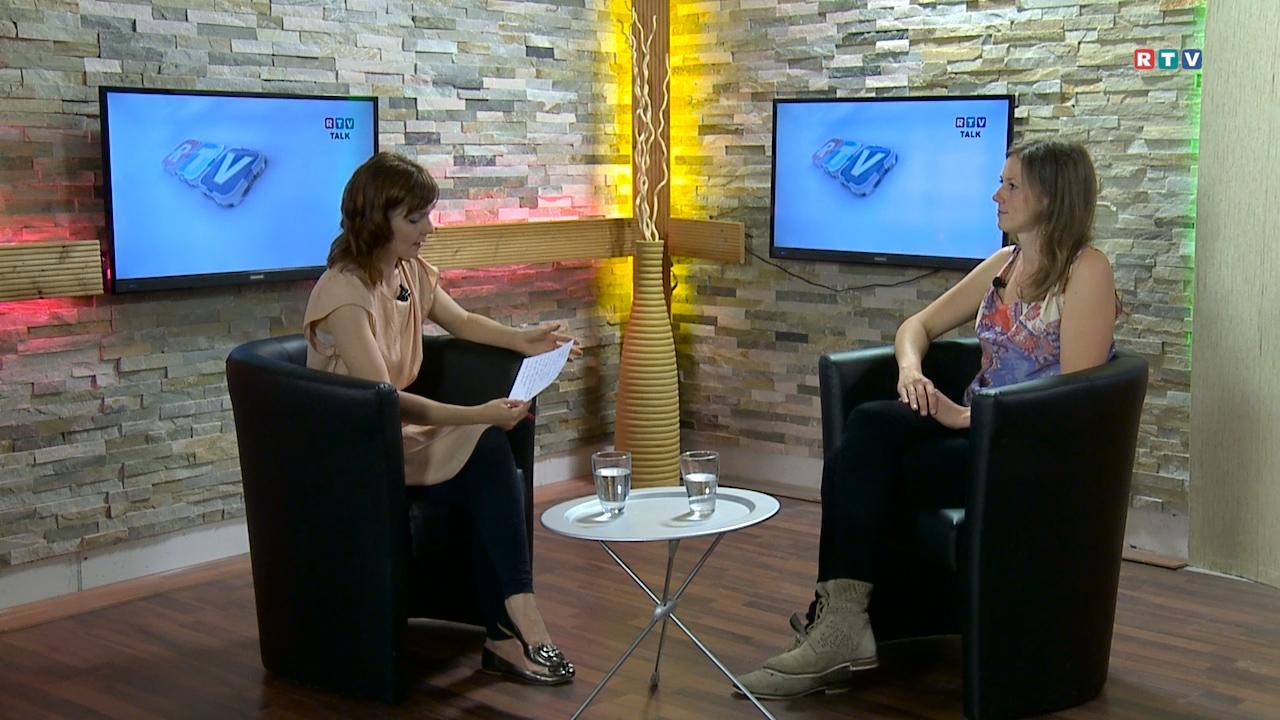 RTV TALK mit Irmgard Elias