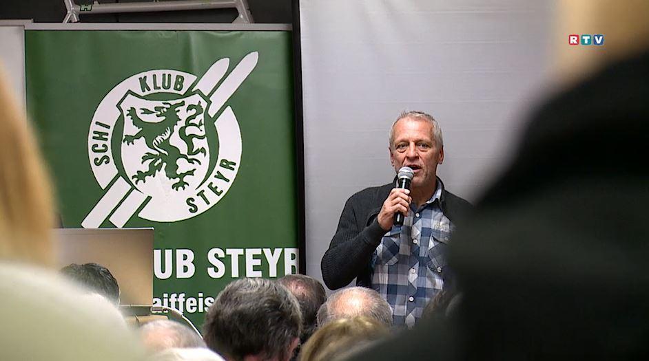 Jahreshauptversammlung Schiklub Steyr