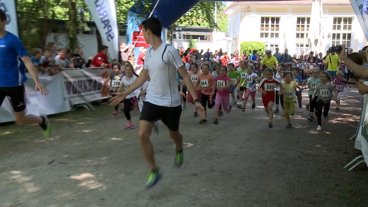 18 Steyrer Schlossparklauf