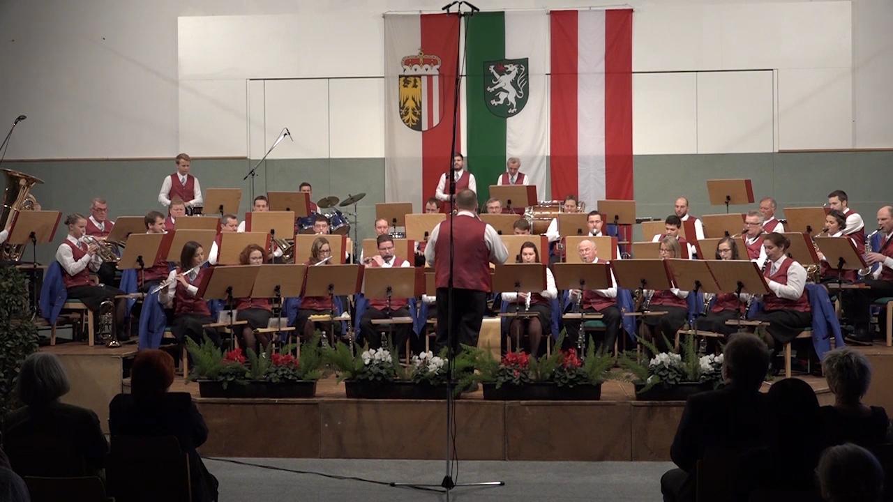 Herbstkonzert Musikverein Steyr Gleink