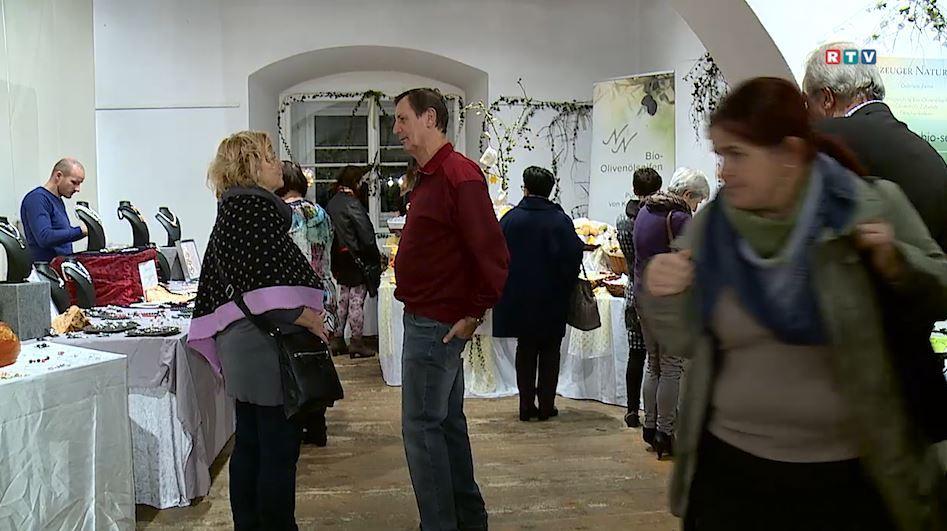 Eröffnung Weihnachtsausstellung Schlossgalerie Steyr