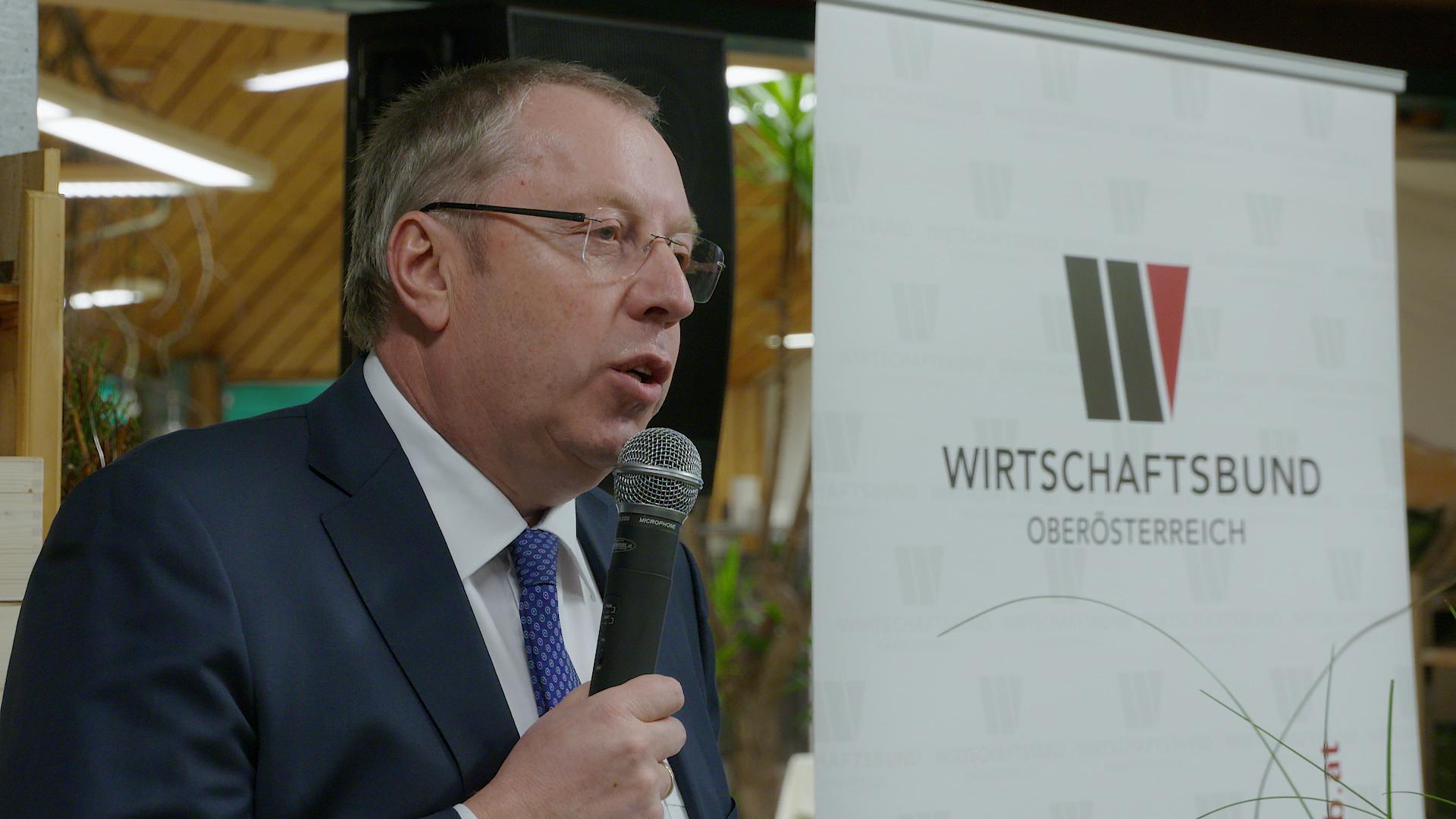 Stadttag Wirtschaftsbund Steyr