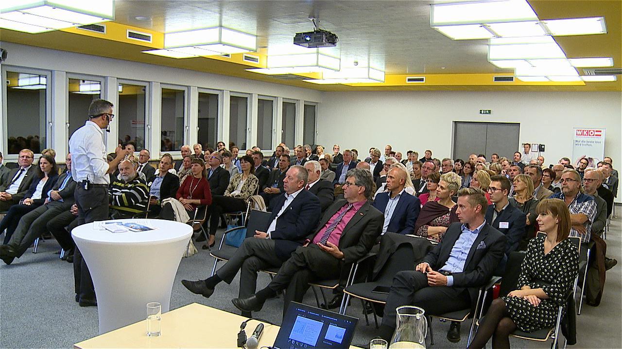 Wirtschaftsempfang der WKO Steyr Stadt und Steyr Land