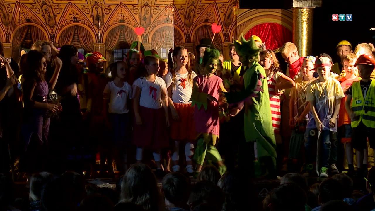 Die Kinderoper -  Die Zauberkröte